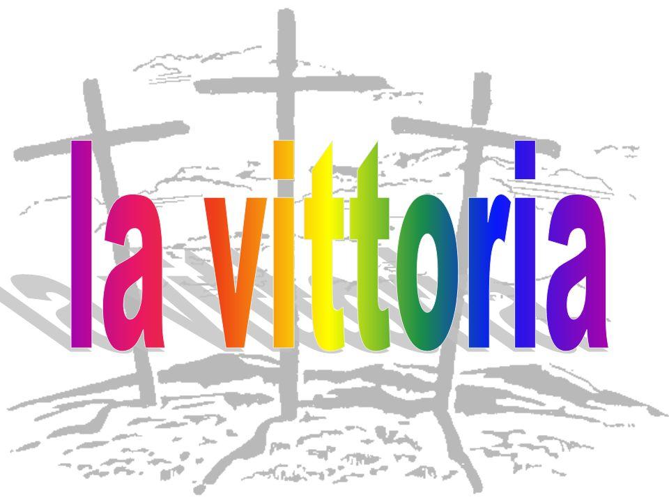 SIAMO VINCITORI… sul Diavolo sul Diavolo 1Giovanni 2:14 Figlioli, vi ho scritto perché avete conosciuto il Padre.