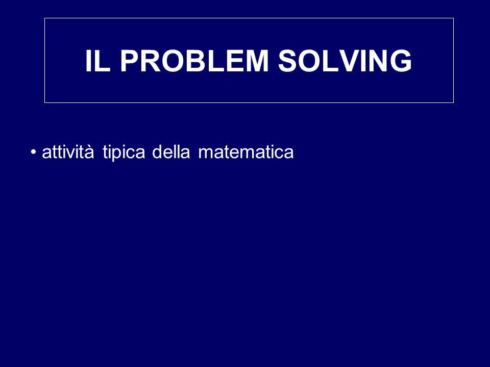 Paul Halmos (1980) In che cosa consiste veramente la matematica.