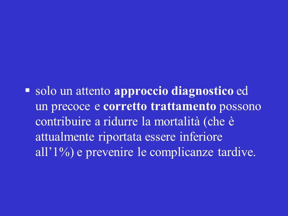Obbiettivo delle linee guida un iter diagnostico atto ad identificare prontamente il paziente intossicato e ad istituire le prime e adeguate manovre terapeutiche