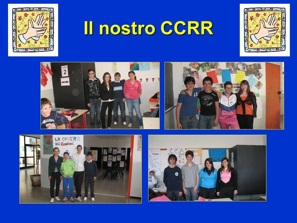 Il nostro CCRR