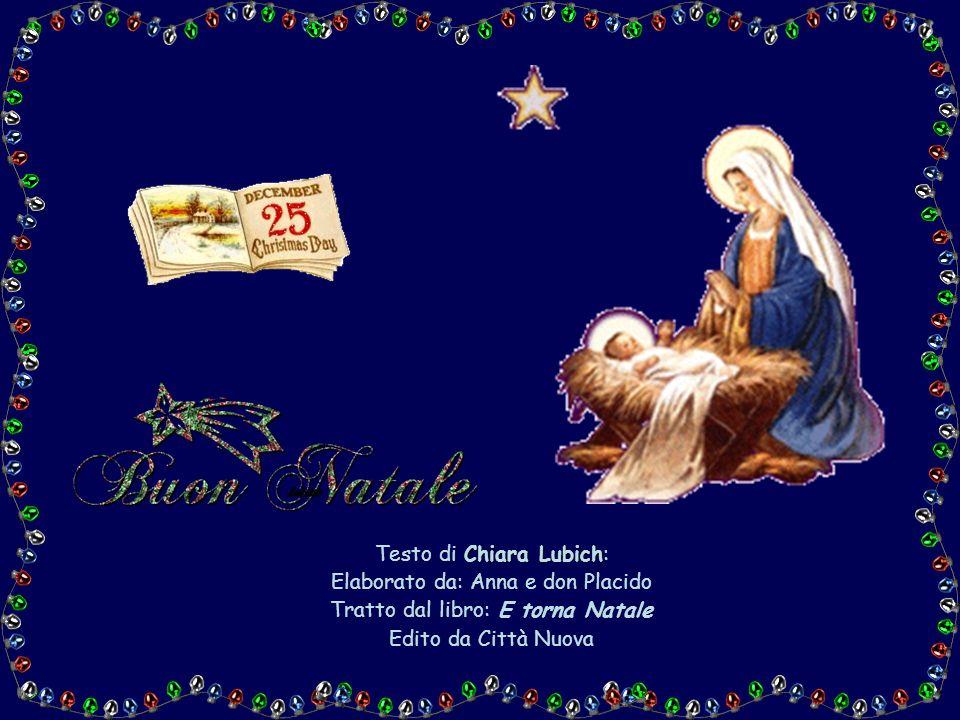 Certo che questo tenersi il Natale e bandire invece il Neonato è qualcosa che addolora.