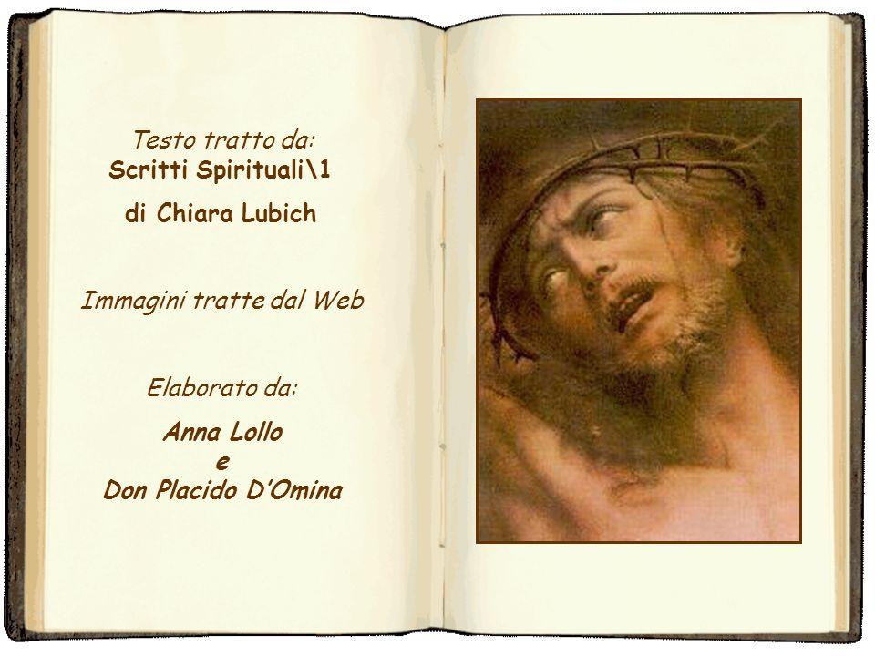 Grazie, Chiara. Sei sempre con noi nel santo viaggio.