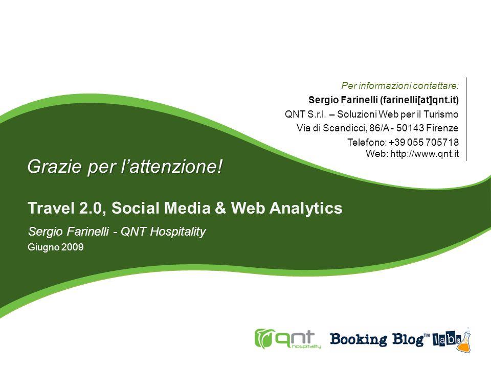 Per informazioni contattare: Sergio Farinelli (farinelli[at]qnt.it) QNT S.r.l.