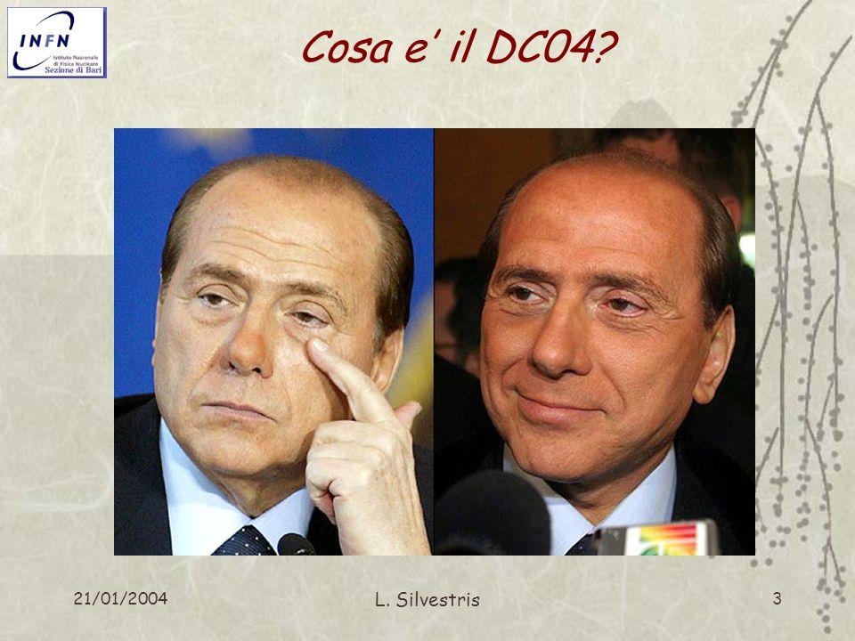 21/01/2004 L. Silvestris 3 Cosa e il DC04?