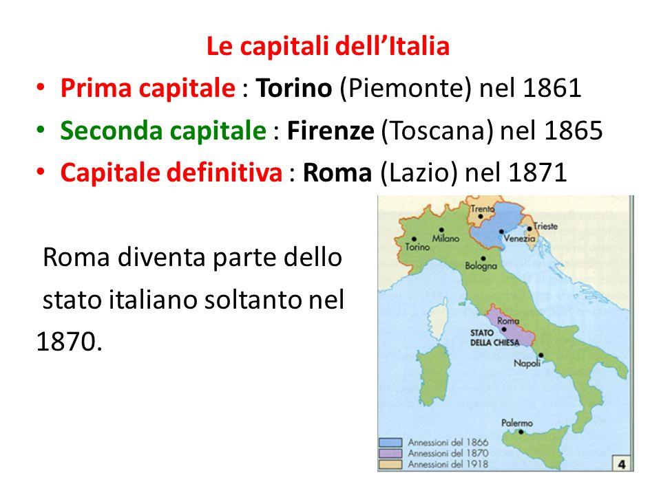 -Cita due stati italiani nel 1815 prima dellUnità -Quante guerre dindipendenza ci sono state.