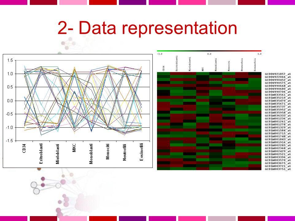 2- Data representation