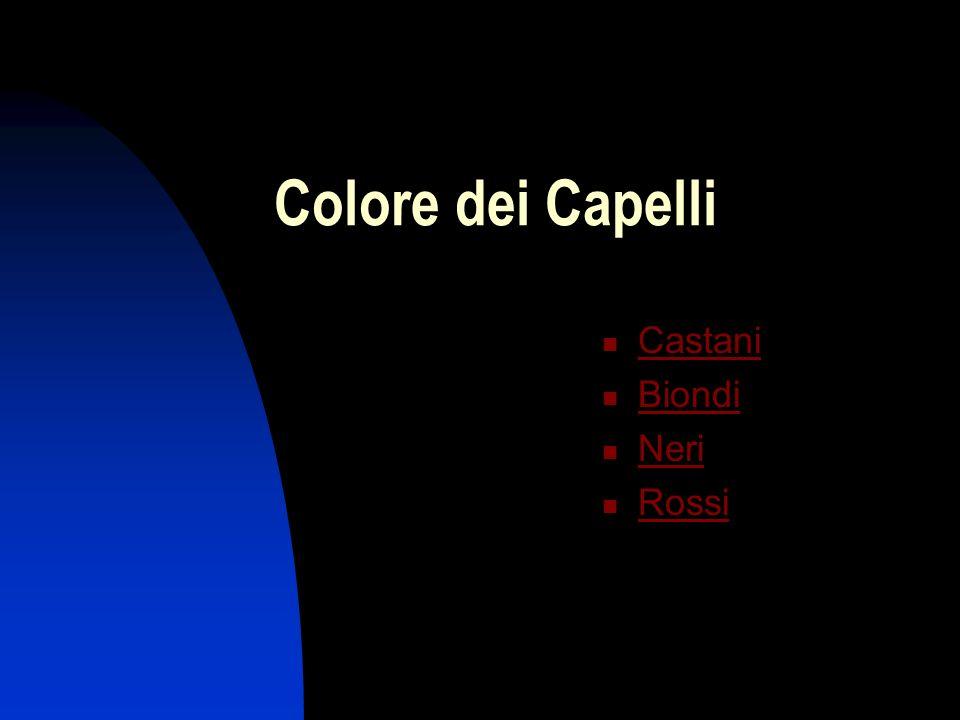Stile dei Capelli Lisci Ricci Calvo