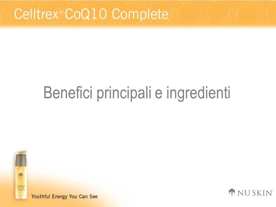 Benefici principali e ingredienti