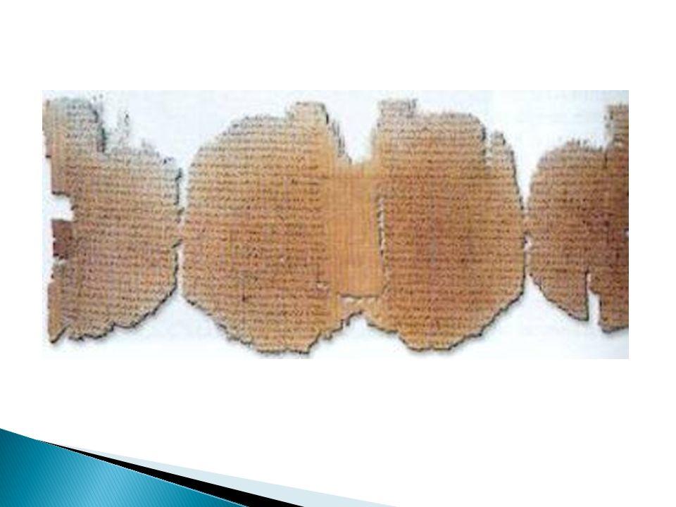 Le lettere degli Apostoli Si tratta di una serie di lettere indirizzate dagli apostoli ad alcune comunità cristiane.