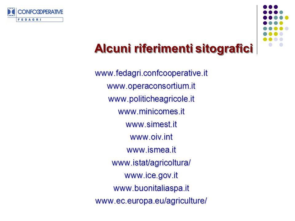 Antonello Ciambriello ciambriello.a@confcooperative.it Integrazione ed Internazionalizzazione Grazie La Cooperazione Agroalimentare nel Commercio Internazionale