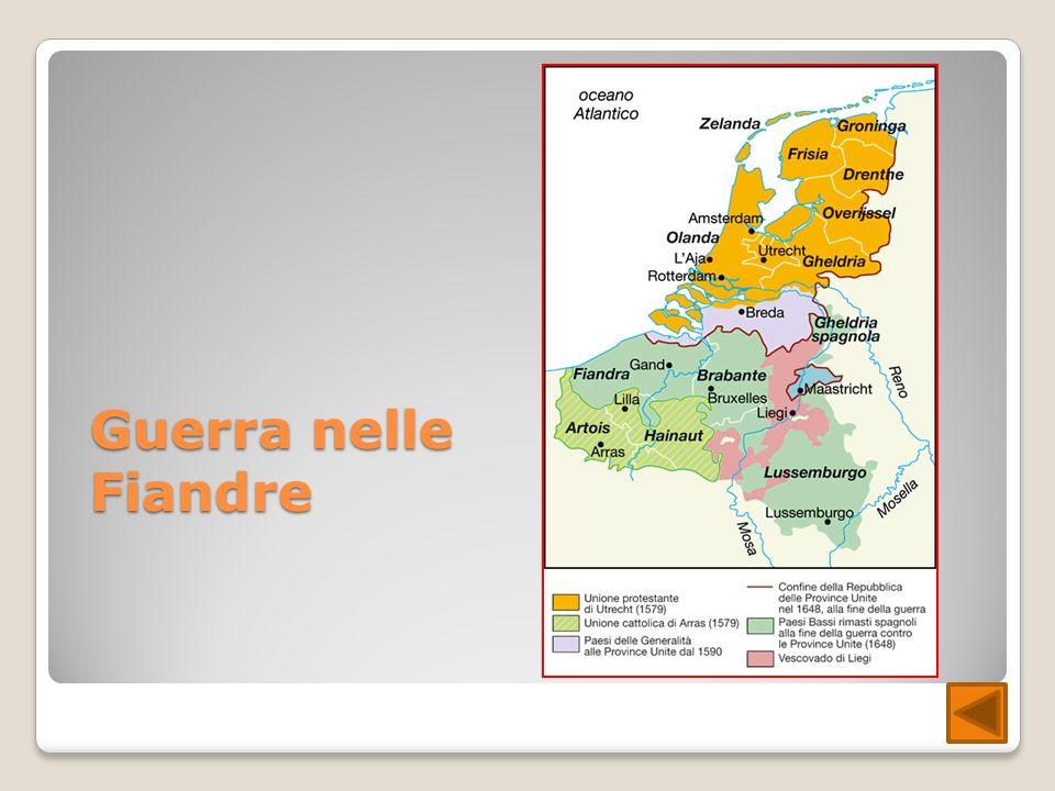 Guerra nelle Fiandre