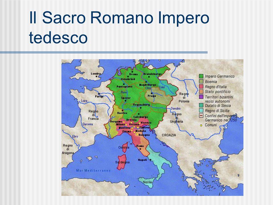 Il Sacro Romano Impero tedesco