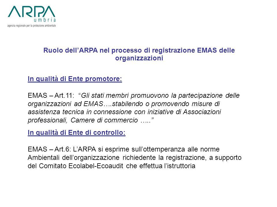 ANNO 2002 - Progetto: La registrazione EMAS nei piccoli Comuni Umbri Divulgazione di EMAS: - Convegno Formazione: - Corso per i tecnici comunali Amministrazioni interessate (ISO 14001 – EMAS) Comune di Sigillo ISO 14001 - EMAS Comune di Montefalco ISO 14001 - EMAS Comune di Torgiano ISO 14001 - EMAS Comune di San Venanzo ISO 14001