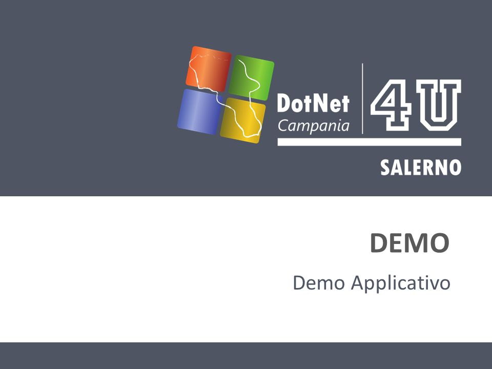 DEMO Demo Applicativo