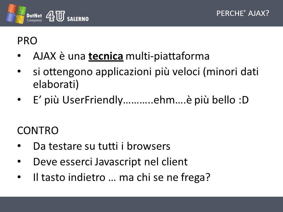 PREREQUISITI Tutti conosciamo vero cosè un Browser…(si certo Lynx)…??.