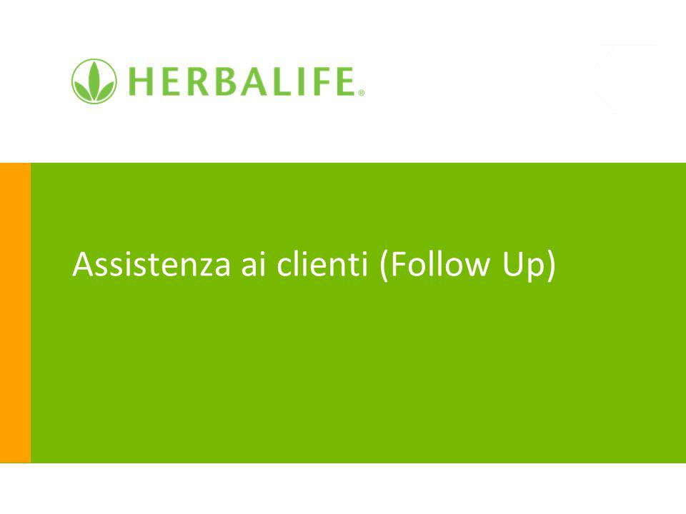 Assistenza ai clienti (Follow Up)
