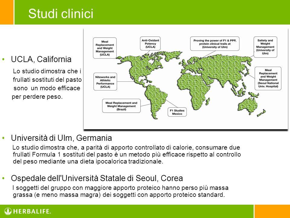 Collaborazione con grandi università Herbalife intende continuare a sviluppare i rapporti con il mondo dell università nell ambito del suo obiettivo di promuovere la scienza della nutrizione ed essere all avanguardia nella produzione dei migliori prodotti nutrizionali e per il controllo del peso.