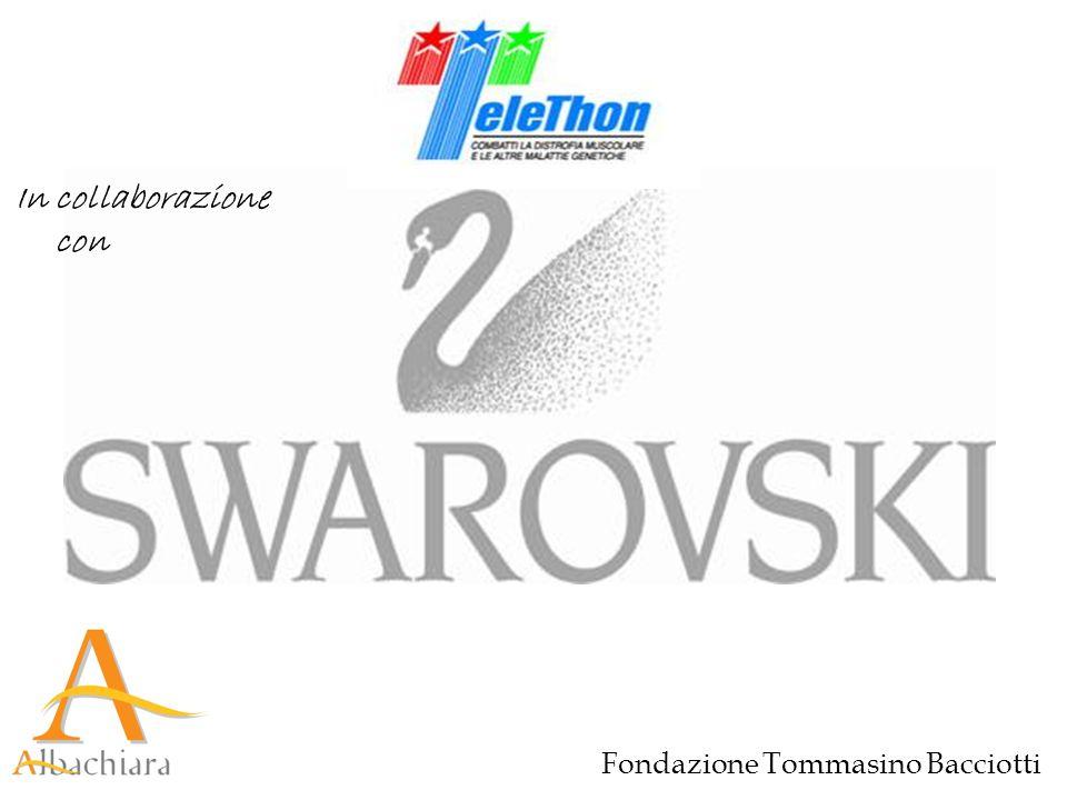 Fondazione Tommasino Bacciotti In collaborazione con