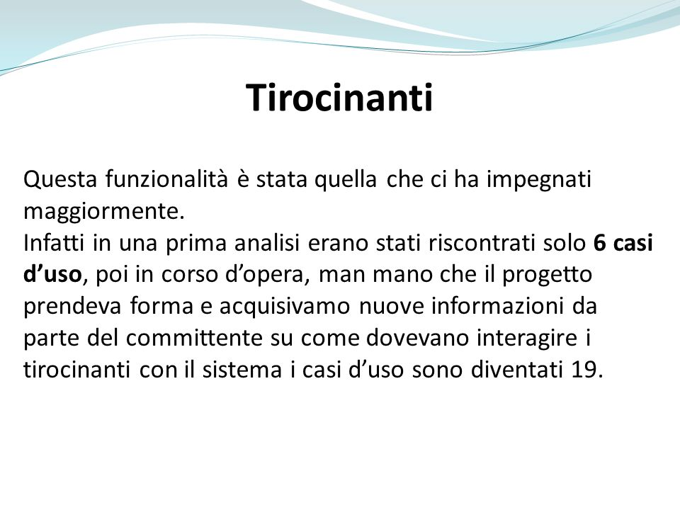 Use Case Diagram - RAD 1 UCD_Tirocinanti 1