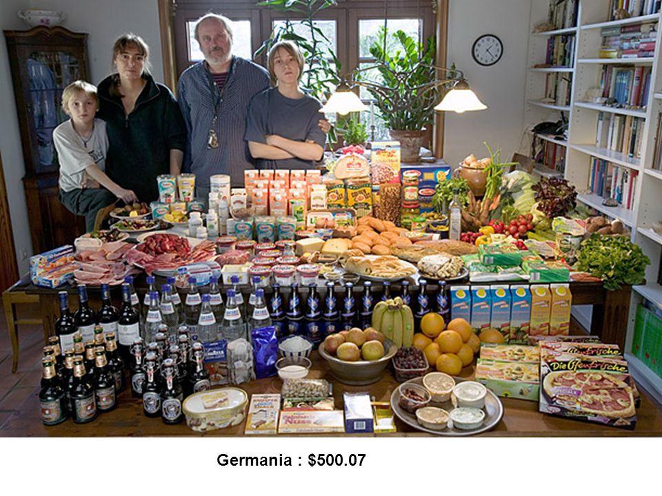 Germania : $500.07