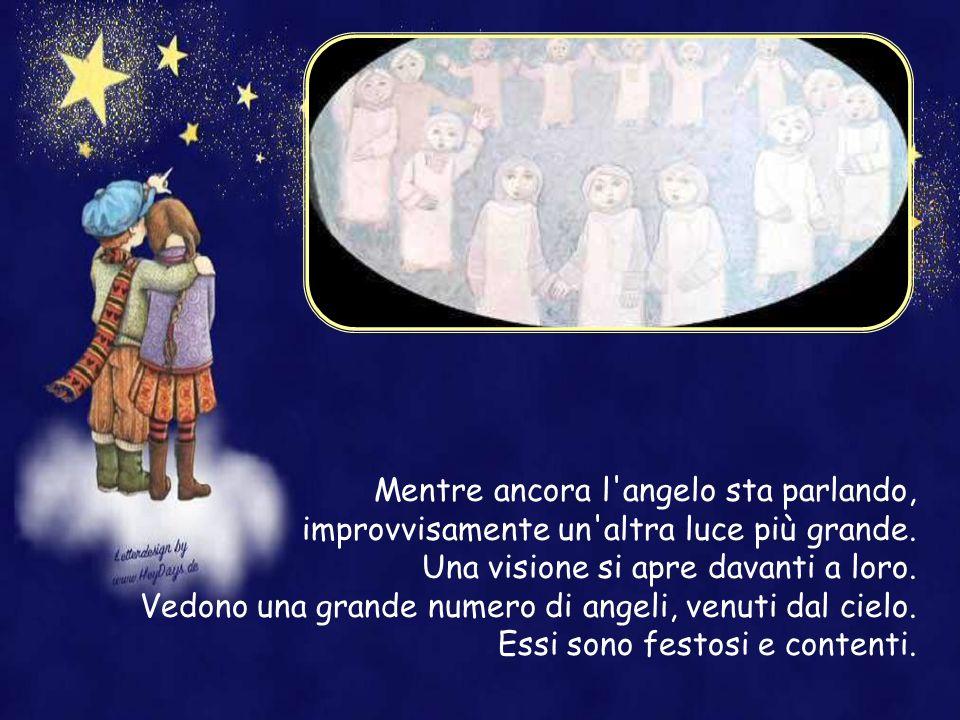 La notizia bella è questa Questa notte, a Betlemme, la città dove nacque il re Davide, è nato per tutti voi un Salvatore. È Cristo, il Signore. Per ri