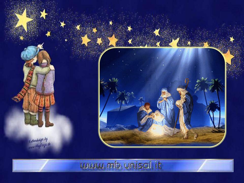 Accanto a Gesù che nasce povero abbiamo visto chi sono i primi a cercarlo: i poveri pastori che credono alle parole dell'angelo. e i magi, persone che