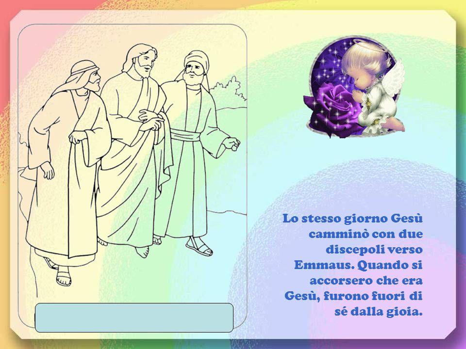 Quando Maria Maddalena vide Gesù, non lo riconobbe. Soltanto quando la chiamò per nome, riconobbe chi le stava davanti.