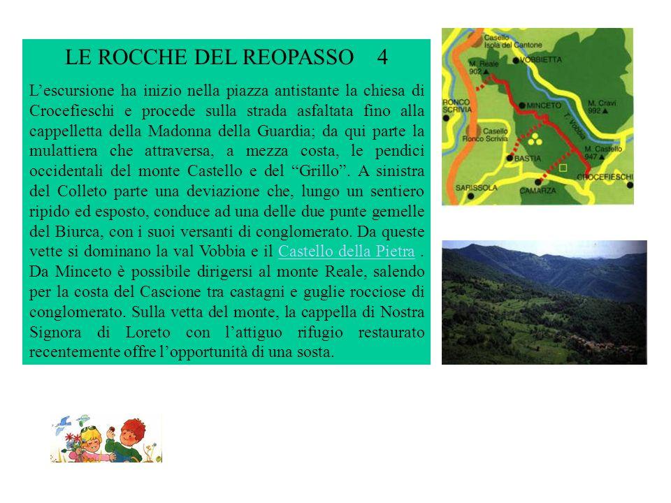 ANELLO DI CHIAPPA 3 Chiappa, in splendida posizione panoramica sulla val Brevenna, può essere raggiunta in automobile oppure a piedi attraverso un sen