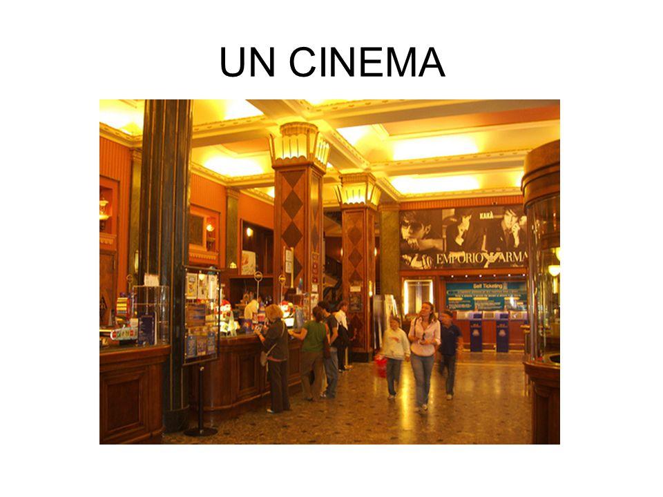 UN CINEMA