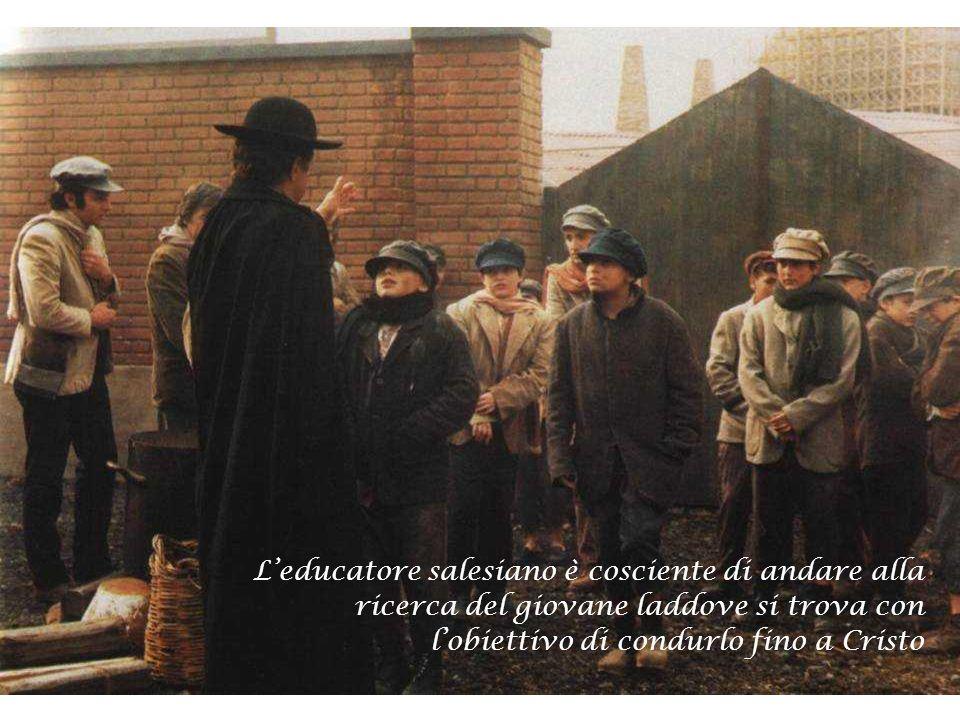 Il progetto educativo Salesiano è sempre una combinazione di pedagogia e proposta evangelica.