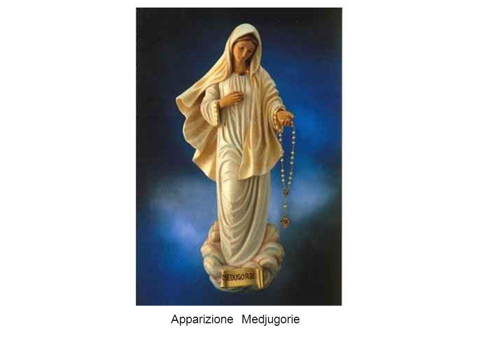 Apparizione Medjugorie