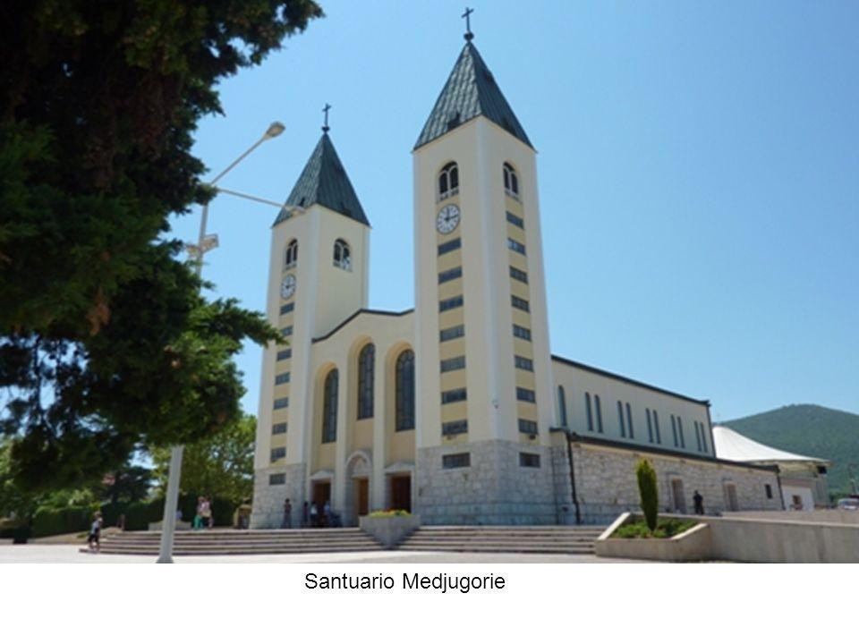 Santuario Medjugorie