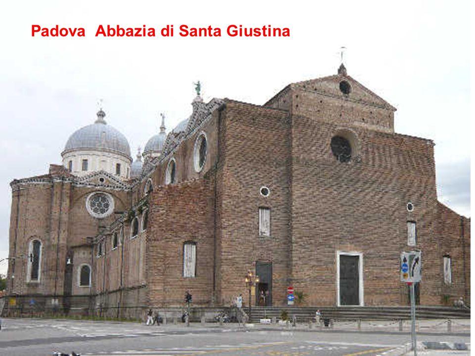 Santa Giustina Tomba di San Luca