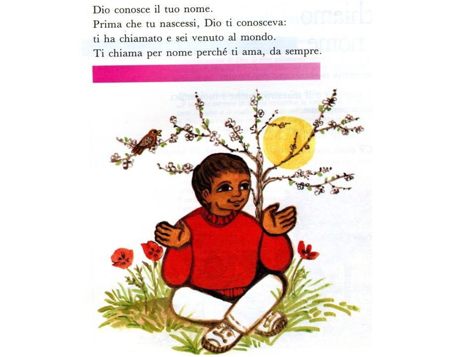 Per questo bambini impareremo ad amare Gesù che per primo ci ha amati nonostante i nostri peccati.
