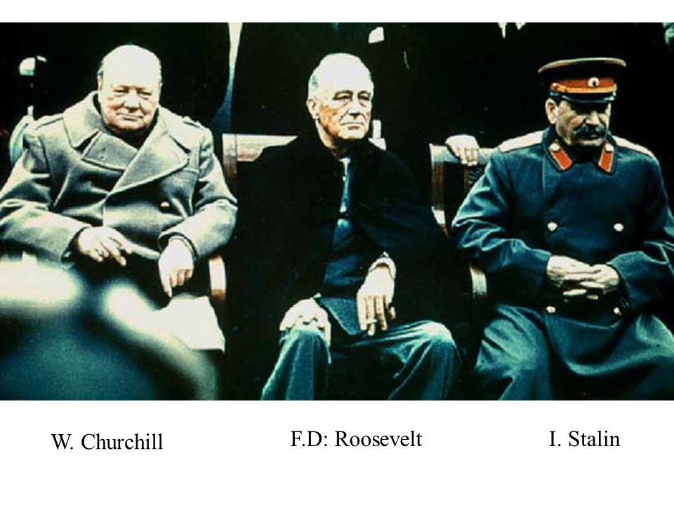 f.liso 1945 Conferenza di Yalta (febbraio)