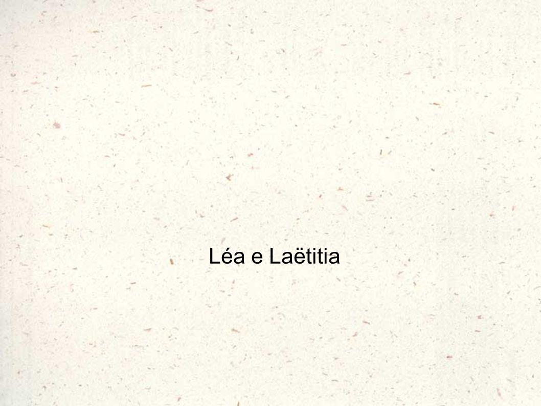 Léa e Laëtitia