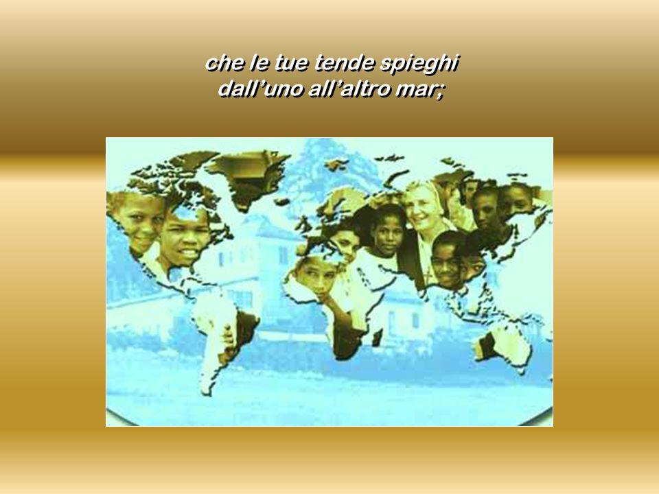 tal risonò molteplice la voce dello Spiro: l Arabo, il Parto, il Siro in suo sermon ludì.
