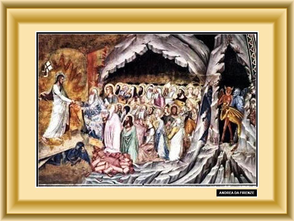 Pria di Lui nel regno eterno che mortal sarebbe asceso.