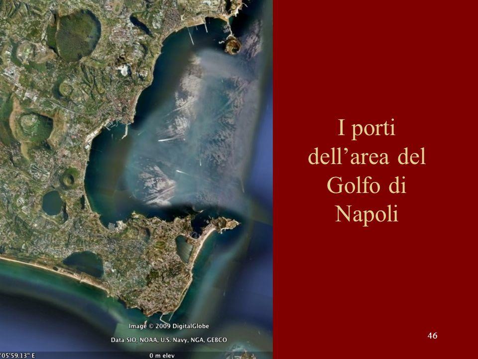 I porti dellarea del Golfo di Napoli 46