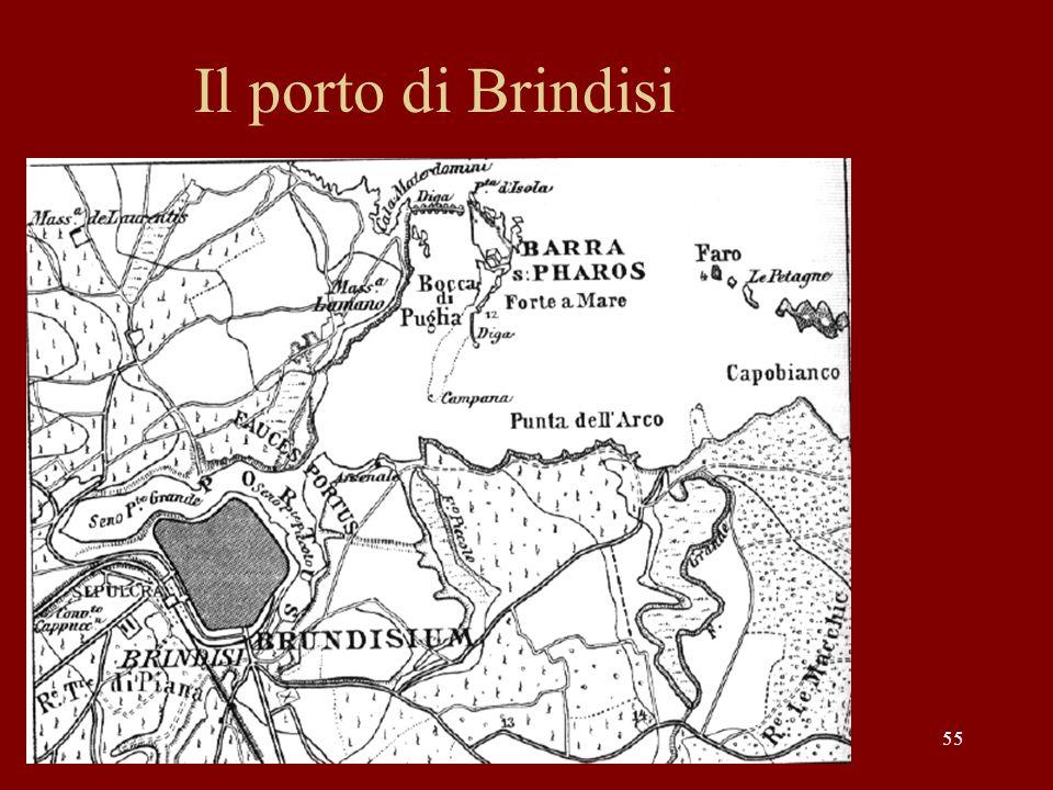 55 Il porto di Brindisi