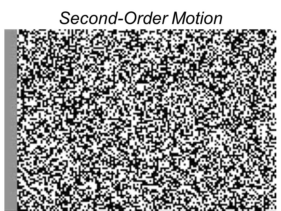 Second-Order Motion