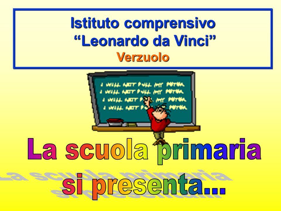 Istituto comprensivo Leonardo da Vinci Verzuolo