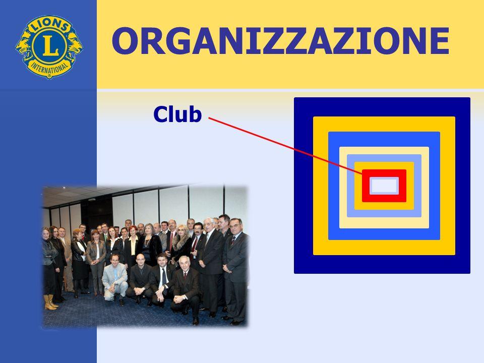 ORGANIZZAZIONE Club