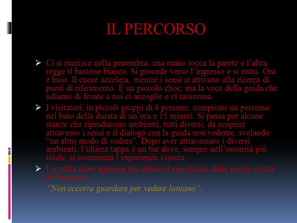 LA STORIA Il primo allestimento a Palazzo Reale La proposta di Rodolfo Masto, Commissario Straordinario dellIstituto dei Ciechi di Milano