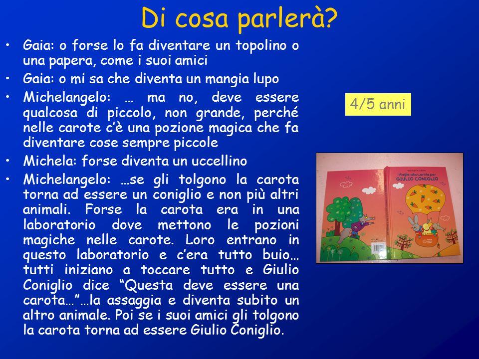 Scuola primaria Pontorme Classe quinta Michele: Ho trovato.