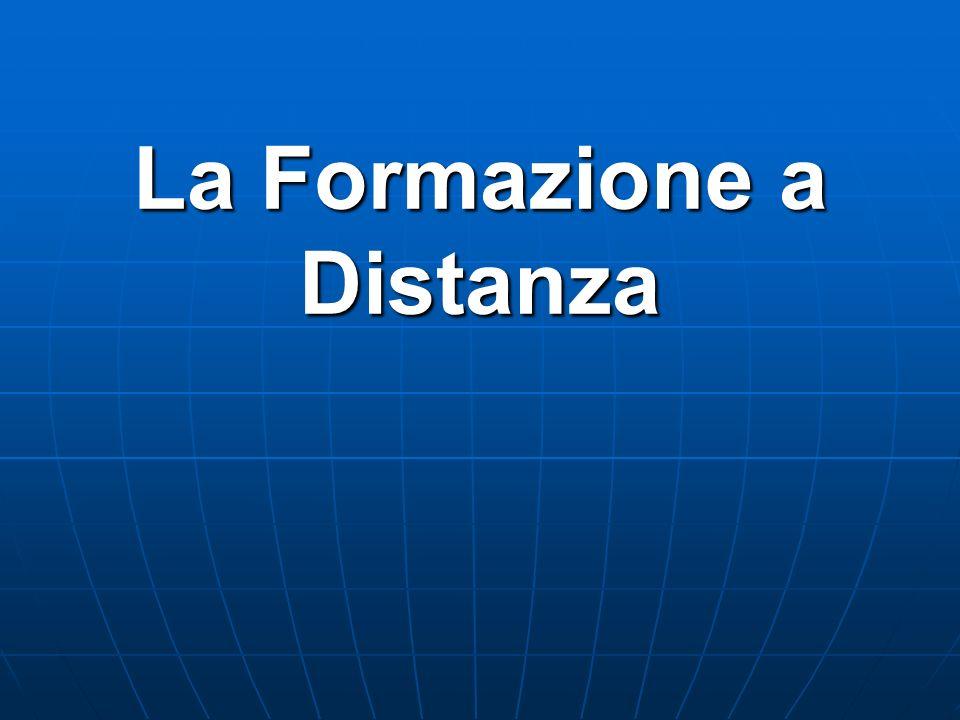 Processo Relazione: uno – molti Comunicazione: sincrona; verbale, non verbale e paraverbale.