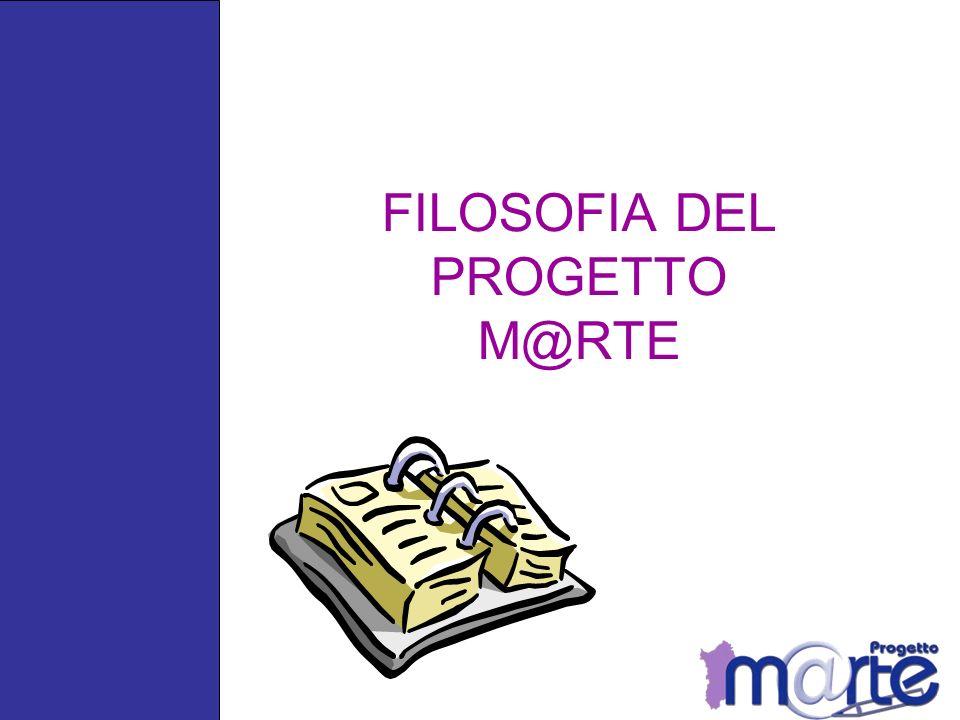 FILOSOFIA DEL PROGETTO M@RTE