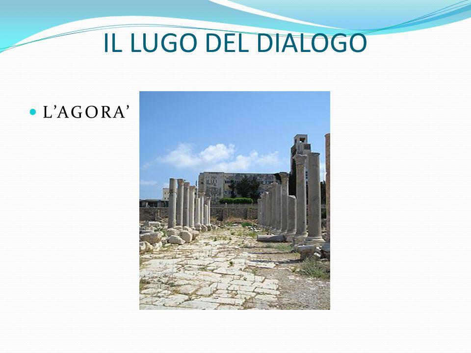 IL LUGO DEL DIALOGO LAGORA