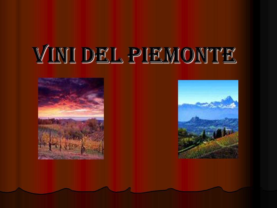 Vini del Piemonte