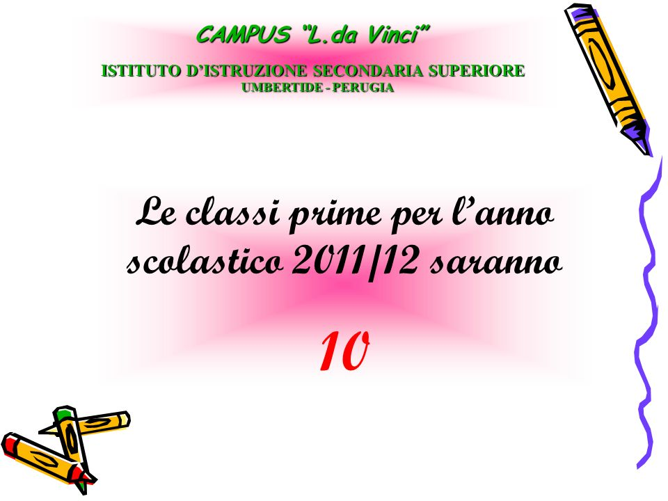 ADOZIONE LIBRI DI TESTO - CLASSI PRIME A.S.